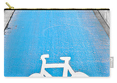 Cycle Path Carry-all Pouch by Tom Gowanlock