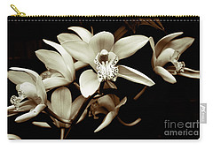 Cymbidium Orchids Carry-all Pouch