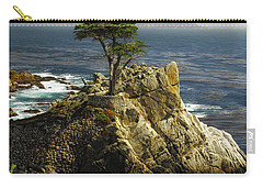 Cypress Carry-all Pouch by Donna Blackhall