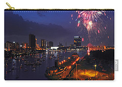 D12u470 Red White And Kaboom In Toledo Ohio Photo Carry-all Pouch