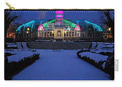 D5l287 Franklin Park Conservatory Photo Carry-all Pouch