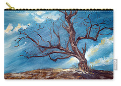 Daddy's Tree Carry-all Pouch by Meaghan Troup