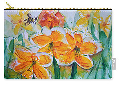 Daffies Carry-all Pouch