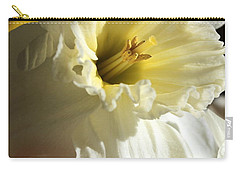 Daffodil Still Life Carry-all Pouch