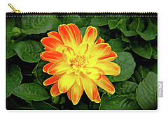 Dahlia Carry-all Pouch by Ed  Riche