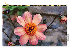 Dahlia First Love Carry-all Pouch