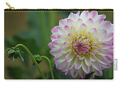 Dahlia In The Mist Carry-all Pouch