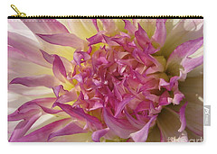 Dahlia Named Angela Dodi Carry-all Pouch by J McCombie