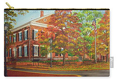 Dahlonega's Gold Museum In Autumn Carry-all Pouch
