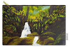 Daintree Natural Park Carry-all Pouch