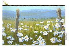Daisy Dance Carry-all Pouch