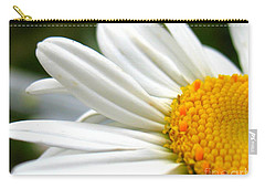 Carry-all Pouch featuring the photograph Daisy by Patti Whitten