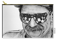 Dale Earnhardt Sr In 1995 Carry-all Pouch by J McCombie
