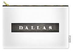 Dallas Carry-all Pouch