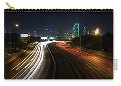 Dallas Night Light Carry-all Pouch