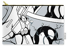Dammed Carry-all Pouch
