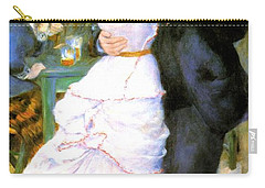 Dance At Bougival Carry-all Pouch