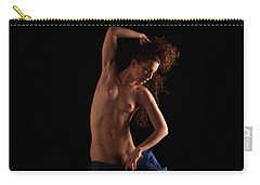 Dance With The Devil Carry-all Pouch