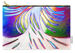 Dancer 4 Carry-all Pouch by Anita Lewis