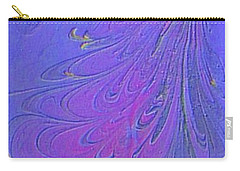 Carry-all Pouch featuring the painting Dancer by Mike Breau