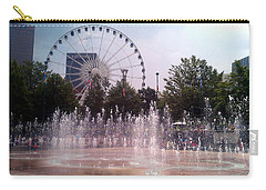 Dancing Fountains Carry-all Pouch