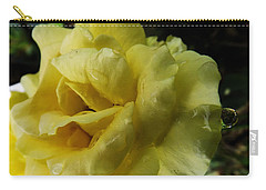 Dancing In The Rain Carry-all Pouch by Robyn King