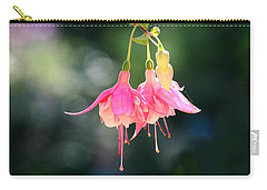 Dancing In The Wind Carry-all Pouch by Mariarosa Rockefeller