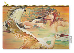 Dancing With Birds Carry-all Pouch