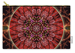 Dancing With The Solar Flares Carry-all Pouch