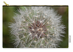 Dandelion Clock Carry-all Pouch