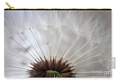 Dandelion Cross Section Carry-all Pouch