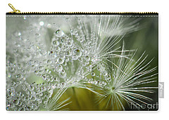 Dandelion Dew Carry-all Pouch