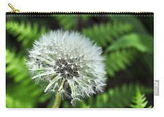 Dandelion Carry-all Pouch by Jim Brage