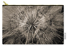 Carry-all Pouch featuring the digital art Dandelion by Maciek Froncisz
