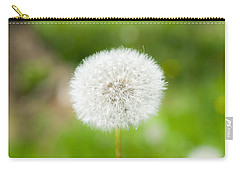 Dandelion Puffball Carry-all Pouch