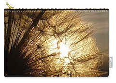 Dandelion Sunset Carry-all Pouch