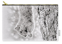Dangling Squirrel Carry-all Pouch