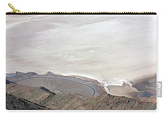 Carry-all Pouch featuring the photograph Dante's View #2 by Stuart Litoff