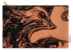 Carry-all Pouch featuring the photograph Dark Bird by Aimee L Maher Photography and Art Visit ALMGallerydotcom