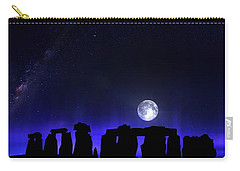 Dark Henge Carry-all Pouch