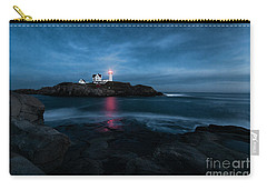 Dark Night At The Nubble Carry-all Pouch