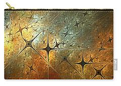 Dark Star Grid Carry-all Pouch