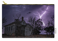 Dark Stormy Place Carry-all Pouch