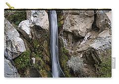 Darwin Falls Carry-all Pouch by Joe Schofield