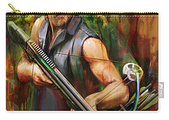Daryl Dixon Walker Killer Carry-all Pouch