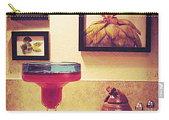 Carry-all Pouch featuring the photograph Date With Self by Meghan at FireBonnet Art
