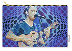 Dave Matthews Pop-op Series Carry-all Pouch by Joshua Morton