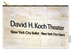 David H. Koch Theater Carry-all Pouch