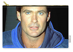 David Hasselhoff 1991 Carry-all Pouch
