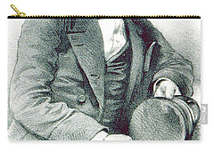 David Livingstone, Scottish Explorer Carry-all Pouch by British Library
